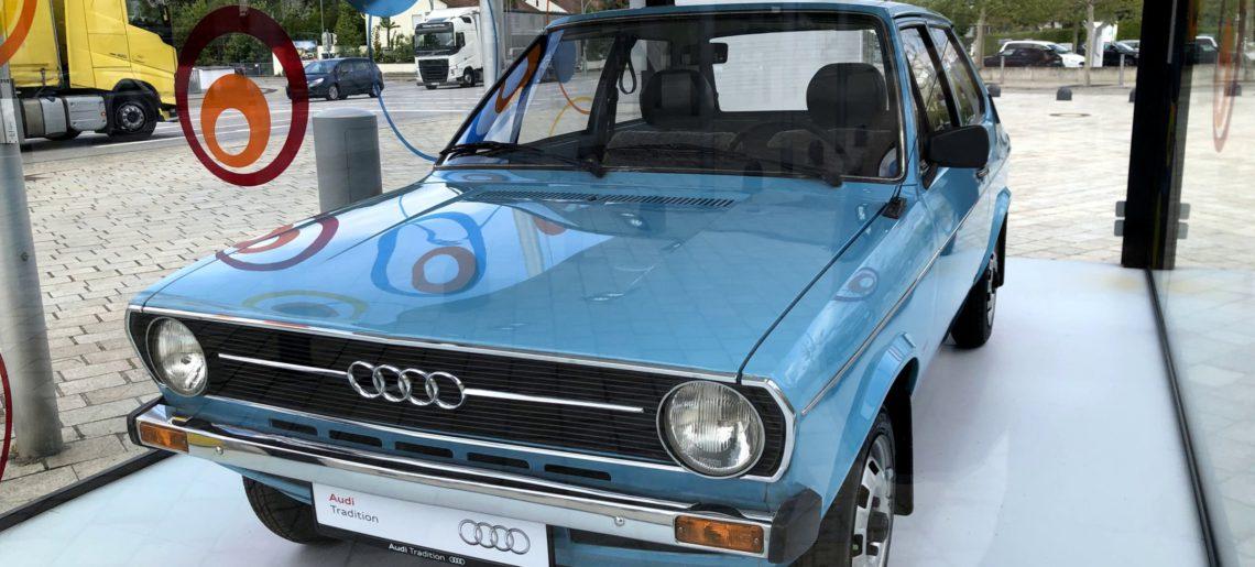 Audi museum mobile (2019)